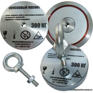 F300 кг Поисковый магнит неодимовый постоянный
