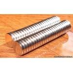 10х2мм Сильные Неодимовые магниты маленькие (1,2кг)