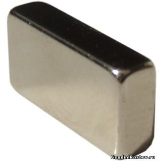 неодимовый магнит 20х10х5 призма сильный